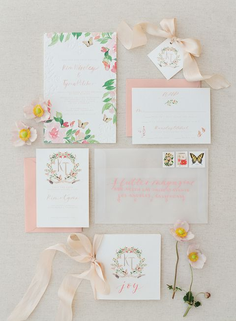 These Wedding Invitations Are Basically Art