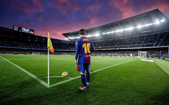 21d49224de6 Download wallpapers Lionel Messi