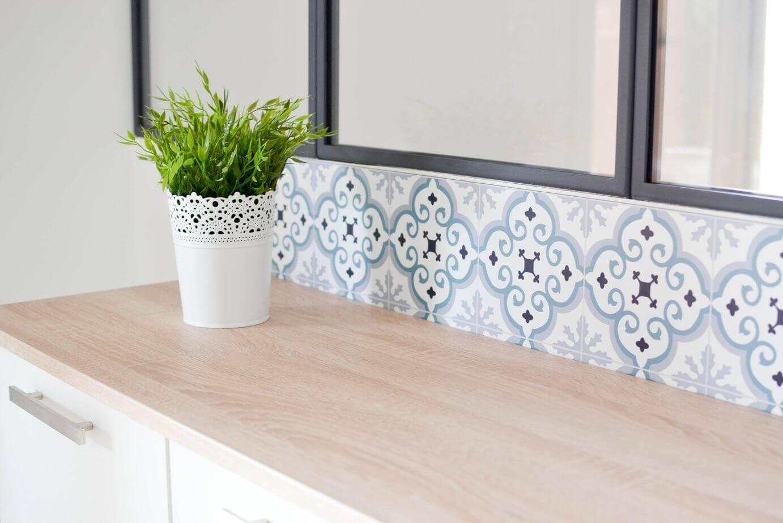 comment utiliser des carreaux de ciment dans sa d co. Black Bedroom Furniture Sets. Home Design Ideas