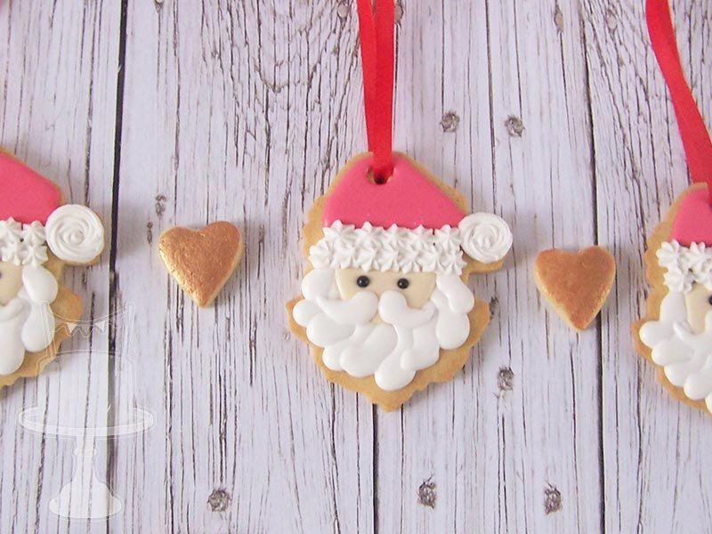 Galletas decoradas Navidad / Christmas