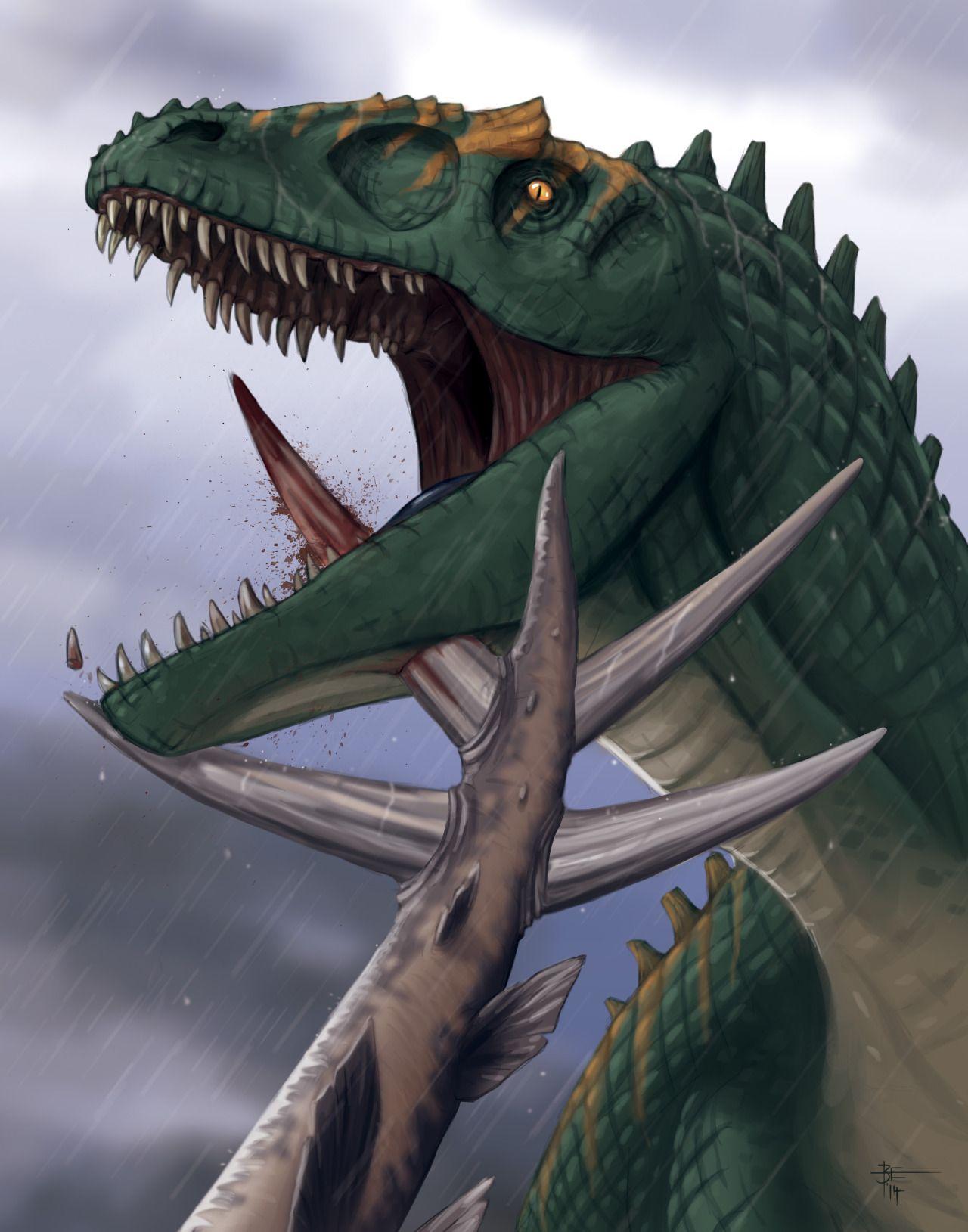 allosaurus | Tumblr | Dinosaurios imagenes, Animales ...