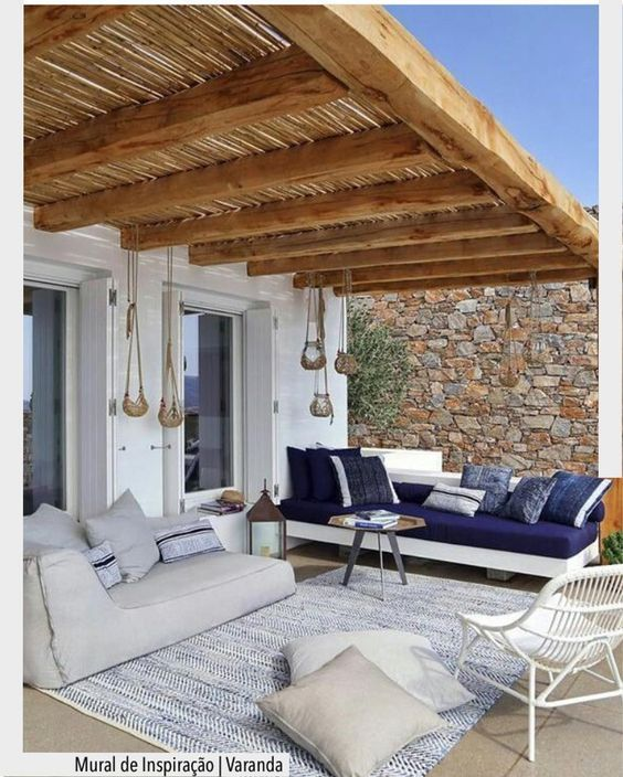 Siempre guapa con norma cano terrazas caluroso y for Normas de la casa decoracion