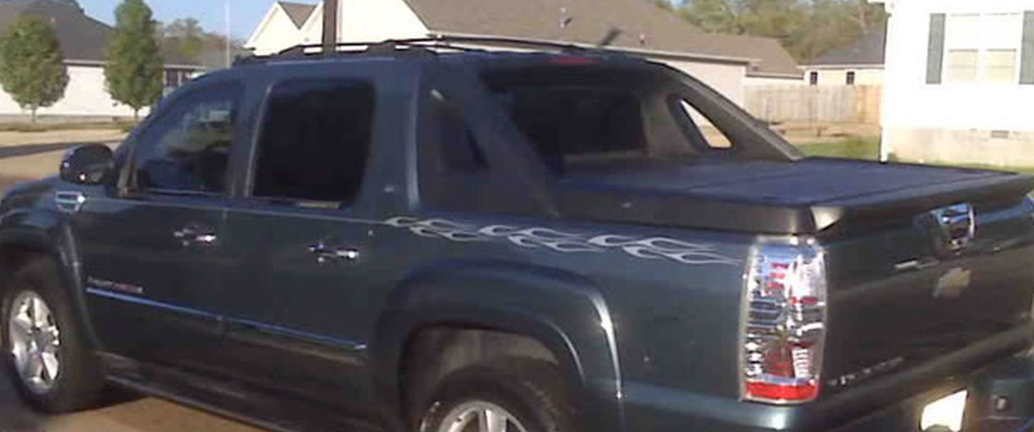 Chevy Avalanche Decals Pyro Flame Stripes And Pin Striping Vinyl
