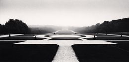 Michael Kenna, 'AXIAL PANORAMA, SCEAUX, FRANCE, 1990,' 1990, Beetles + Huxley