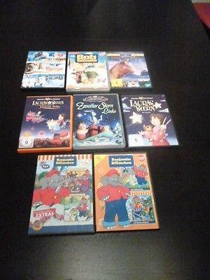 Paket Kinderfilme DVDsparen25 , sparen25de , sparen25info