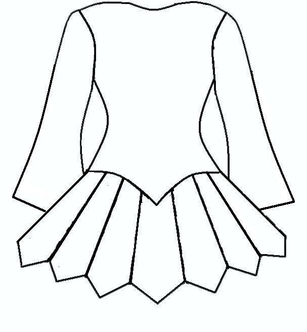 irish step dancing coloring pages - photo#28