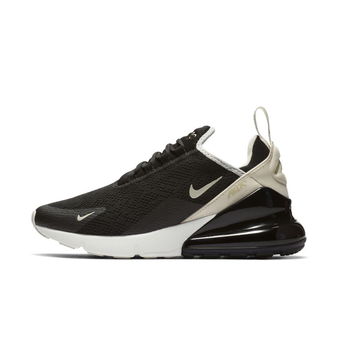 release date ae9b1 cf639 Nike Air Max 270 Women s Shoe Size 9.5 (Black)