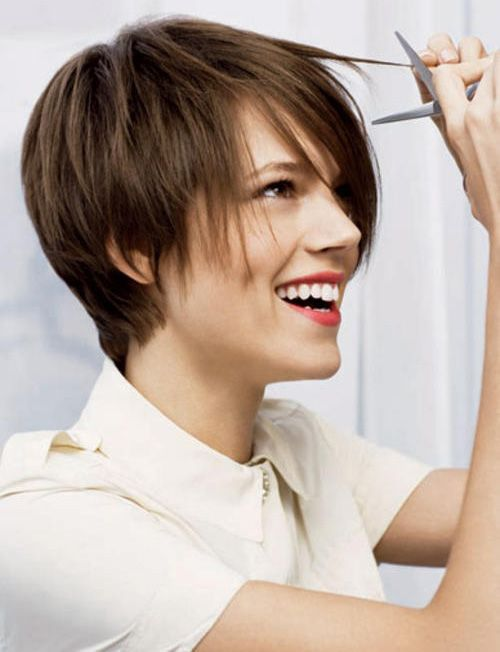 Different Short Hairstyles For Women And New Haircut Ideas ...