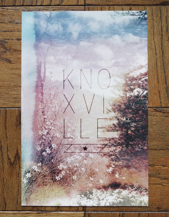 Knoxville Marble City Omg Posters Poster