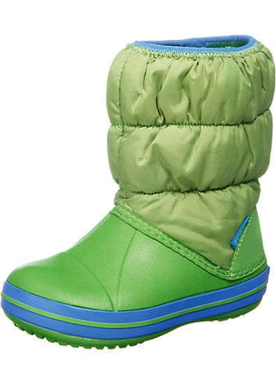 release date: 26b12 c36ca CROCS Winter Puff Boot Kinder Winterstiefel | Threads ...