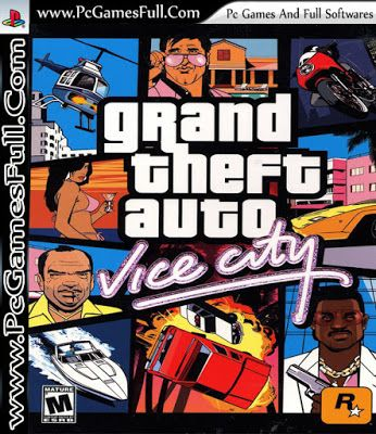 Grand Theft Auto Gta Vice City Game Free Download Full Version Highly Compressed For Pc Is An Open World Action Adventure Video Game Pcgamesfull Com Grand