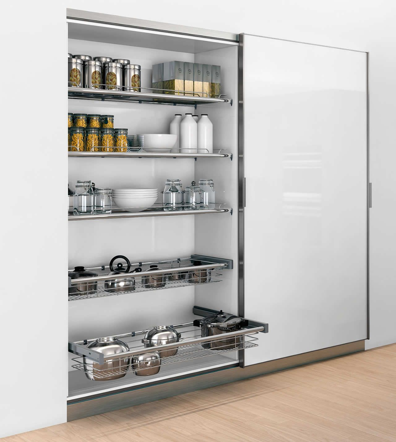 Sistema el ctrico para grandes puertas correderas armario de cocina correderas y armario de - Sistemas puertas correderas armarios ...