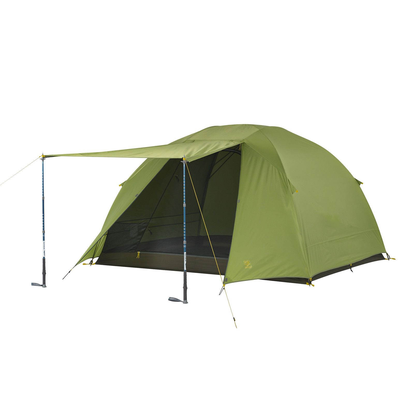 Slumberjack Daybreak 4 Person 3 Season C&ing/Hunting Tent w/ Full Coverage Fly  sc 1 st  Pinterest & Slumberjack Daybreak 4 Person 3 Season Camping/Hunting Tent w ...