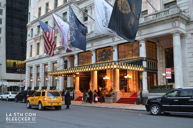 10 hoteles en Nueva York céntricos ¡la mejor selección! (2020)