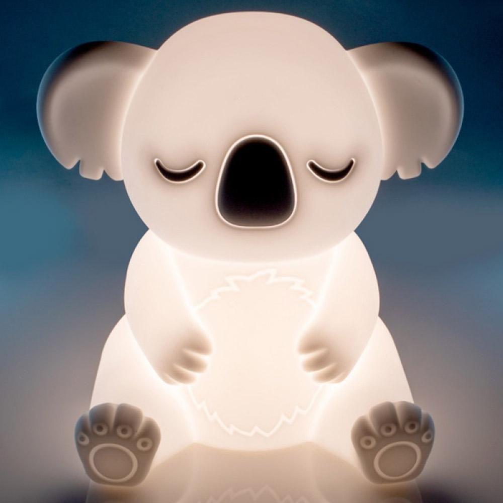 Koala Touch Sensitive Rechargeable Led Night Light In 2020 Night Light Kids Cute Night Lights Led Night Light
