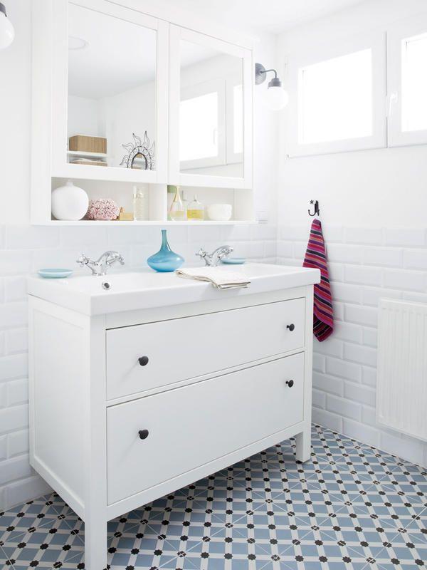Una restauración ¡de 10! | Pinterest | Dream bathrooms, Bathroom ...
