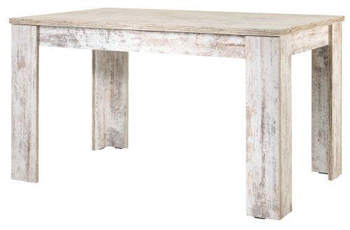 Esstisch Torino Antik Weiss Mit Ausziehfunktion Esstisch Tisch Esszimmer