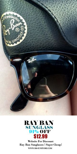 2b64dcd8d4 Website For Discount Ray Ban Sunglass! Super Cheap! All Sale 91% off  now. 12.99