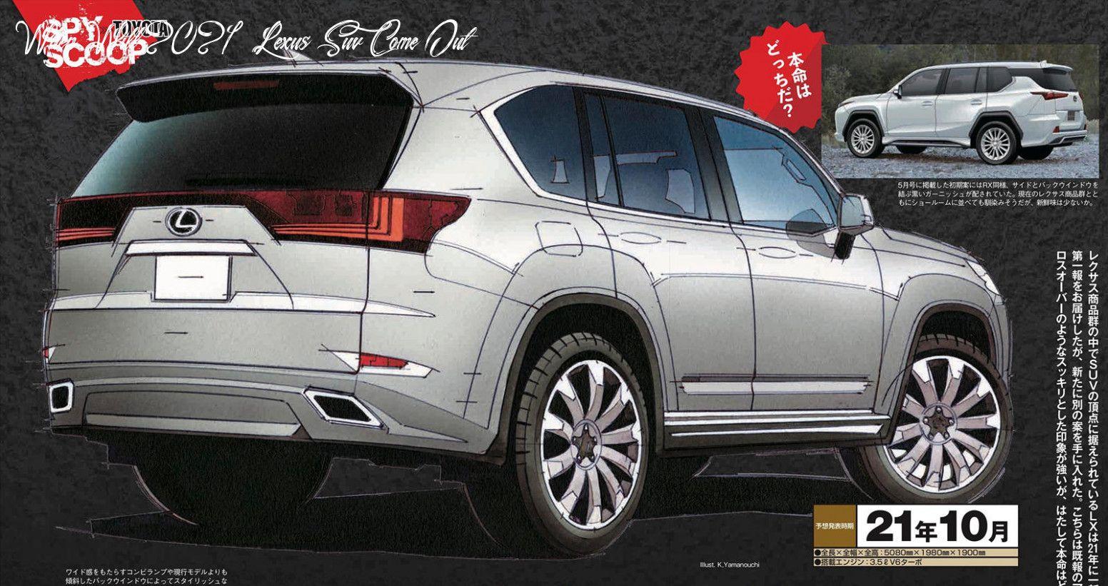 When Will 2021 Lexus Suv Come Out First Drive In 2020 Lexus Suv Lexus Truck Lexus Gx
