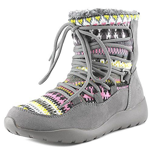 Rocket Dog Otis Shalet Women US 5 Gray Snow Boot To view further