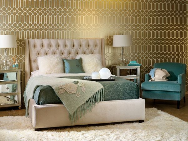 eclectic bedroom furniture. transitional bedroom furniture blue and gold girls eclectic e