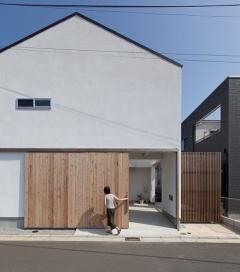 画像詳細 Kasha カシャ 建築デザイン 住宅 外観 マイホーム 外観