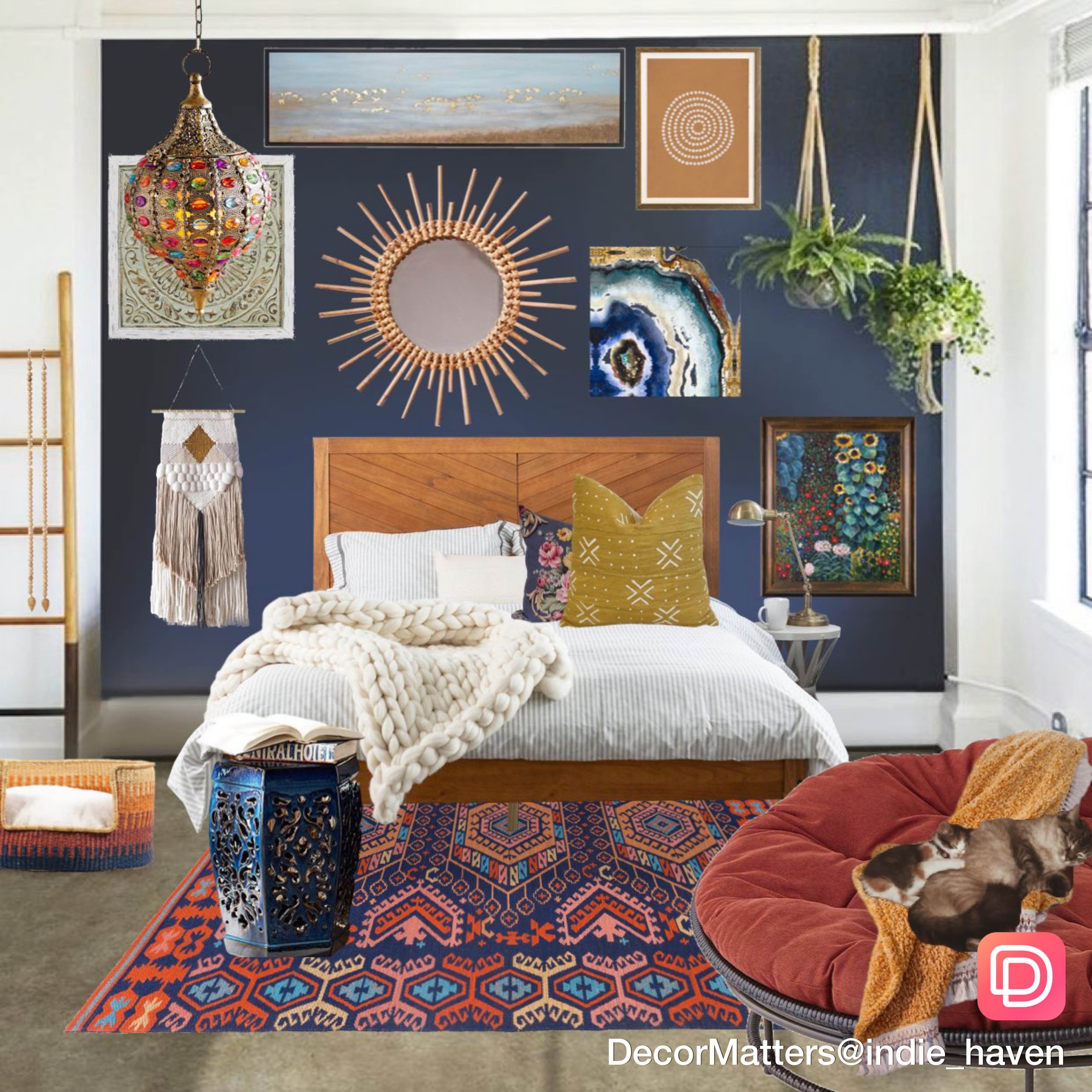 Love This In App Indie Bedroom Design By One Of Our Users