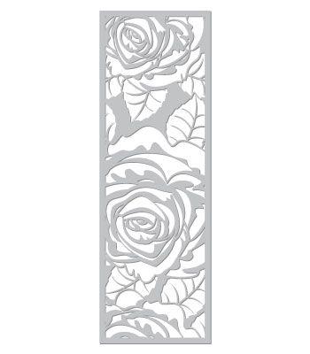 Earth de Fleur Homewares - ALUPAD Laser Cut Aluminium Wall Art Panel with LED light