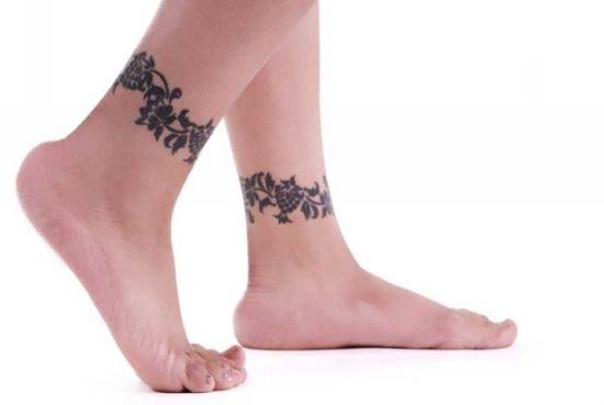 65 Ankle Tattoos For Women Amazing Tattoo Ideas Ankle Tattoos For Women Tattoos For Women Ankle Bracelet Tattoo