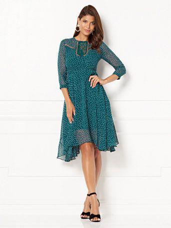 Eva Mendes Collection - Arissa Flare Dress | Pinterest | Eva mendes ...