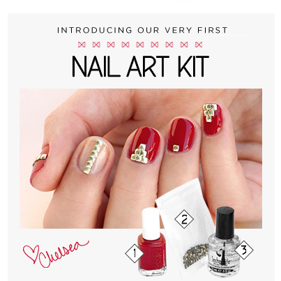 Get Nailed Nasty Nails Have Joined Forces To Create Nail Art Kits