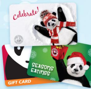 $50.00 Panda Express Gift Card Giveaway | Giveaway | Pinterest ...