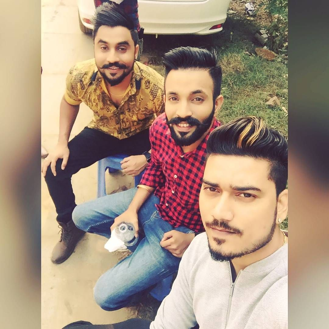 Djpunjab Bewafa Tu By Guri: Dhillon All Together Punjabi SingersActorsModels In 2018