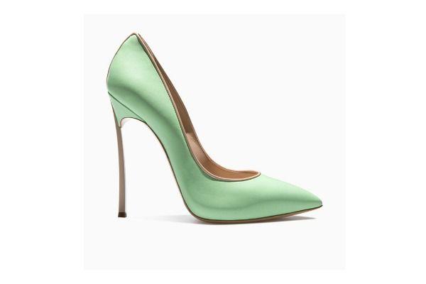 Stileto cipele u bojama ukusnog italijanskog sladoleda