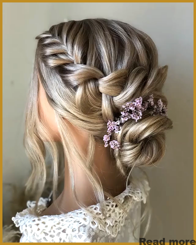 Wedding Hairstyle Tutorial Best Picture For Life Hacks Videos For Your Taste You Are Looking For Something And It Is Going To Tell You Exactly What You Are L V 2020 G