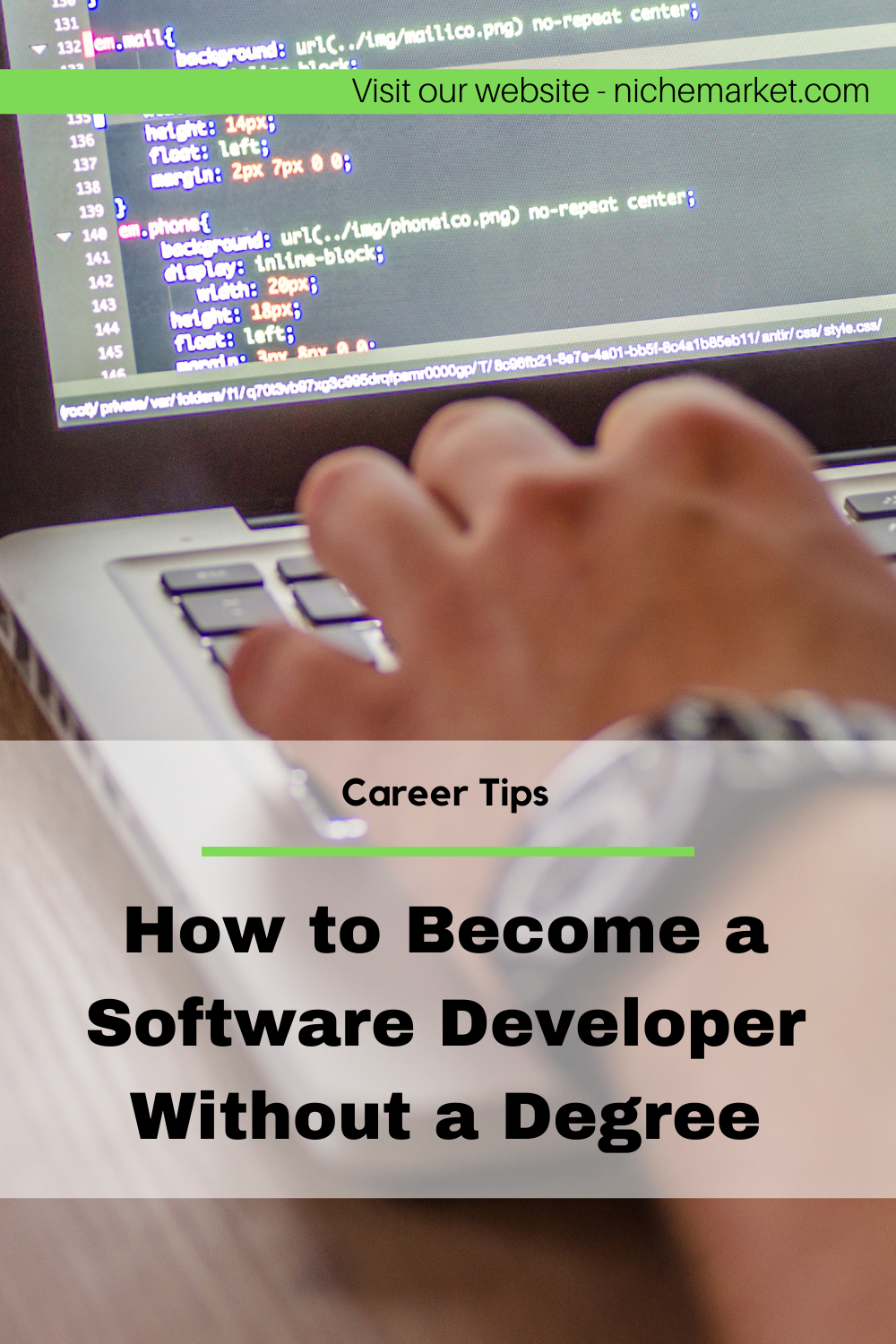 How To Become A Software Developer Without A Degree In 2020 Software Development Development How To Become