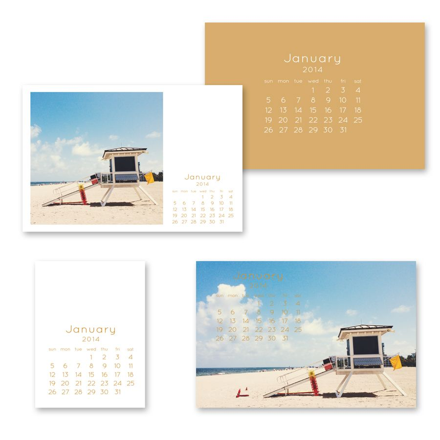the 2014 calendar set is such a simple + versatile template. print the individual month templates as 4x6 photos, slip them into a frame and give it as a gift. make a calendar for yourself using your favorite photos as this year progresses.and here is a fun idea - you can use the 2014 calendar…