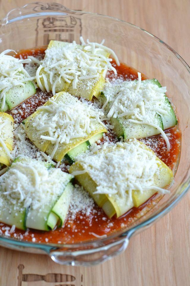 Kitchen Tested Zucchini Ravioli