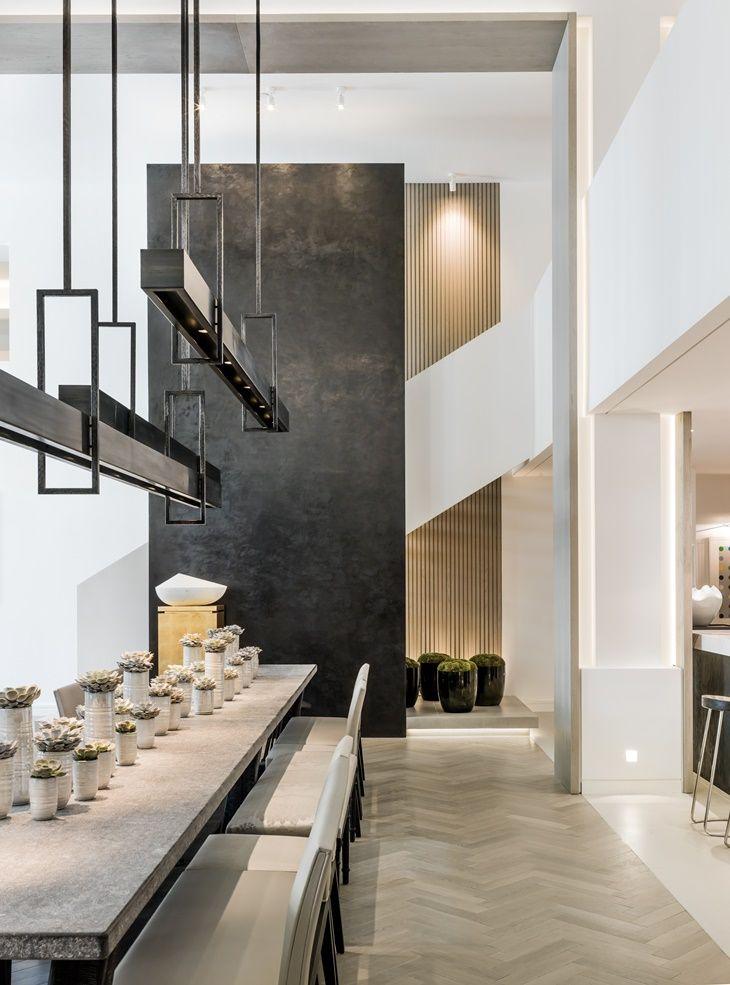 Conheça A Casa Da Designer Kelly Hoppen