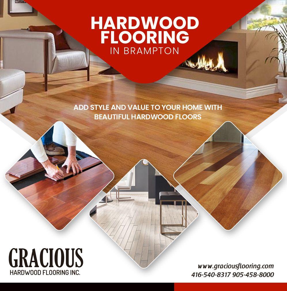Hardwood flooring in Brampton Prefinished hardwood