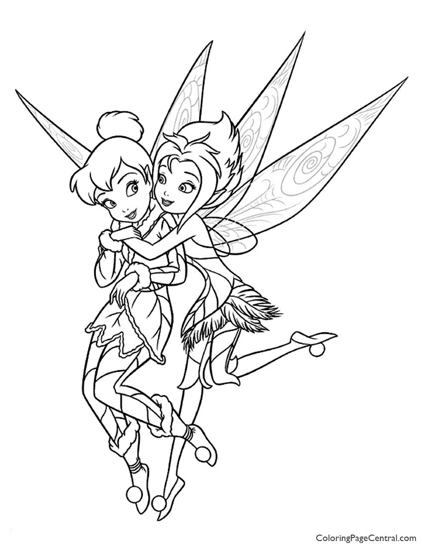 Periwinkle Tinkerbell Coloring Pages Tinkerbell Coloring Pages Fairy Coloring Pages Coloring Pages [ 1100 x 850 Pixel ]
