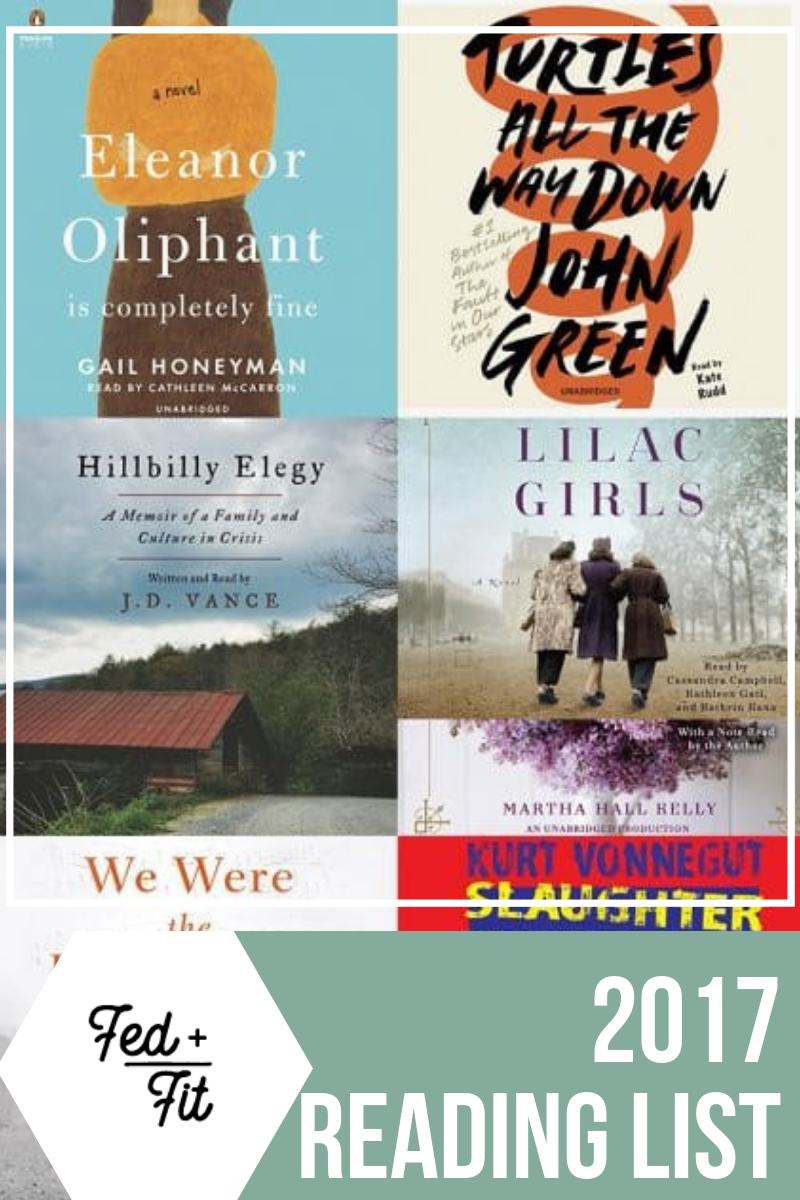 Fall 2017 Reading List Reading Lists Reading Psychological Thrillers