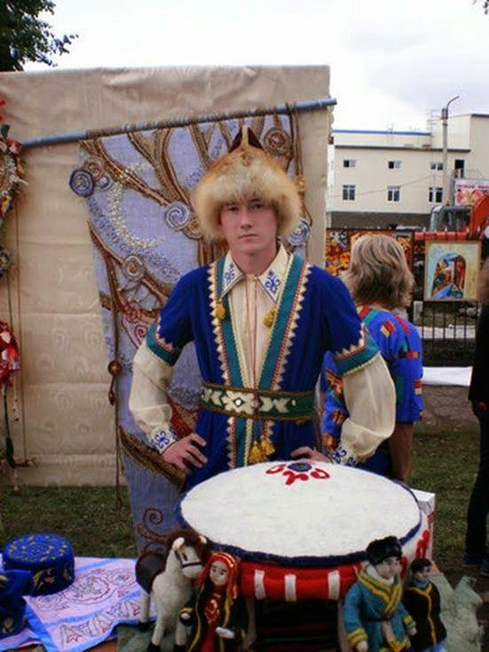 Kazan Tatarları - Казан татарлары (Tataristan - Татарстан)