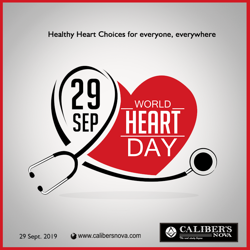Don T Risk Your Life Take Care Of Your Heart On World Heart Day Always Happy World Heart Day 2019 Calibers Nova World Heart Day Heart Day Retail Logos