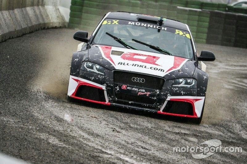 Rene Münnich, Münnich Motorsport, Audi S3 at