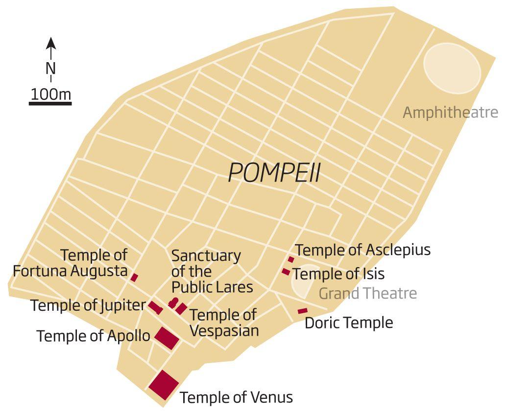 40 maps that explain the Roman Empire  Pompeii Roman empire and