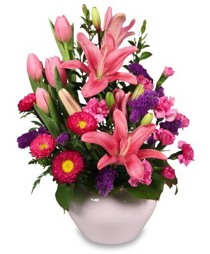 Valentine 39 s day floral arrangements delicate emotions for Flower arrangements for valentines