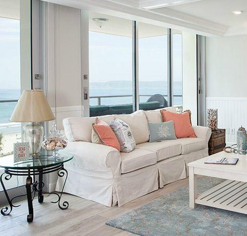 Beach Condo Remodel Condo Decorating Beach Living Room Beach