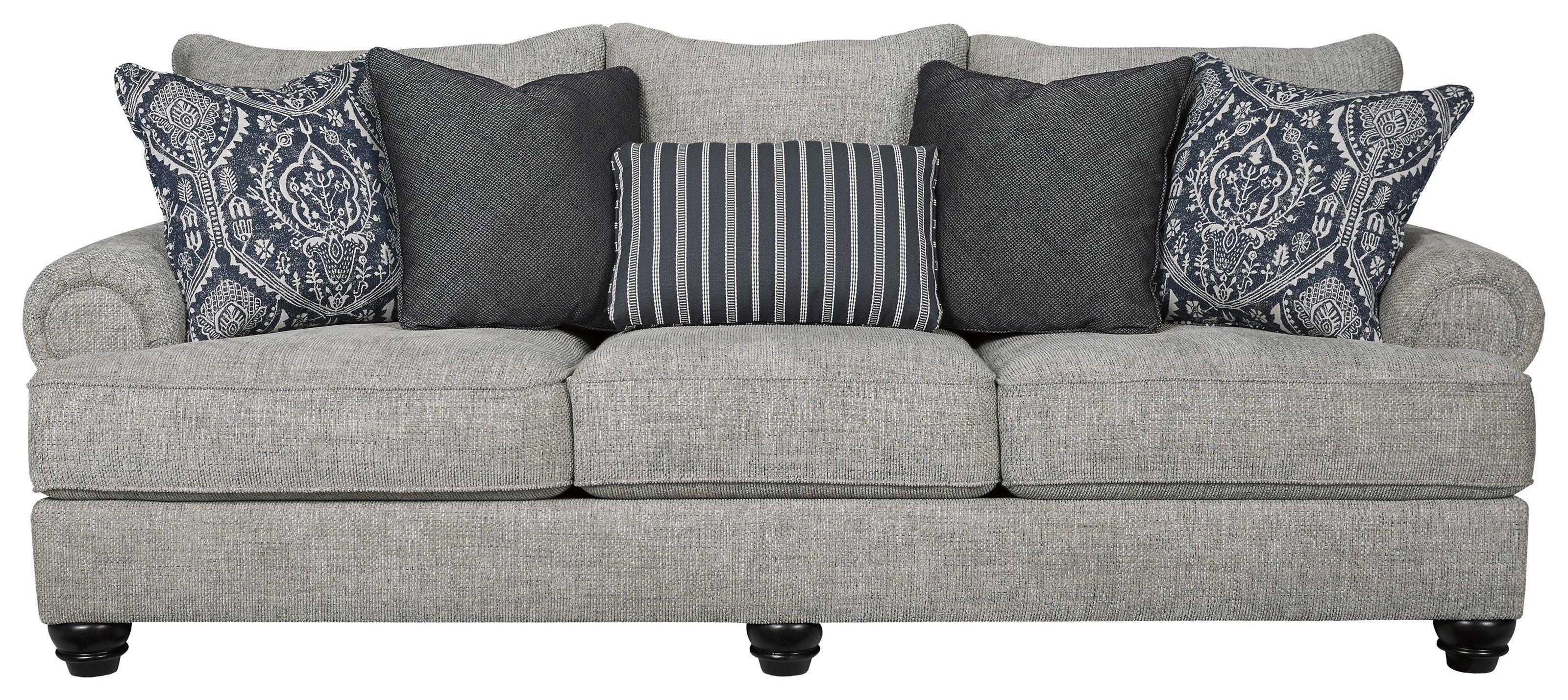 Morren Dusk Sofa by Ashley Furniture in 2020 | Ashley