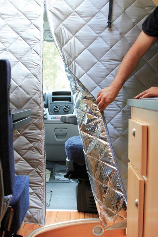 Fiamma Thermo Wall Ducato Panel Van Insulation
